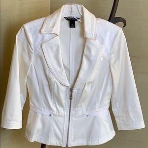 EUC White House Black Market jacket